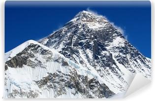 Vinyl Fotobehang De hoogste berg ter wereld, Mount Everest (8850m)