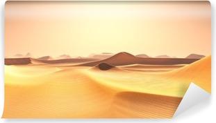 Vinyl Fotobehang Desert