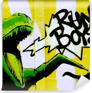 Vinyl Fotobehang Dinosaur