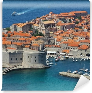 Vinyl Fotobehang Dubrovnik, Kroatië