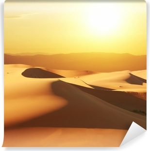 Vinyl Fotobehang Dunes