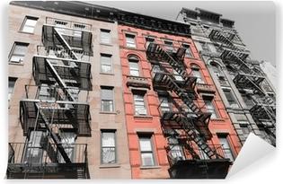 Vinyl Fotobehang Een reis naar New York