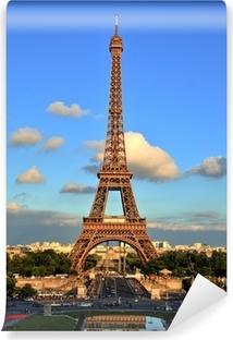 Vinyl Fotobehang Eiffeltoren, Parijs.