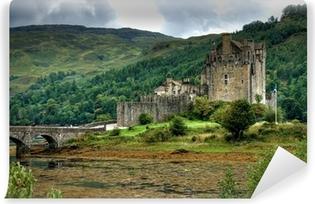Vinyl Fotobehang Eilan Donan Castle