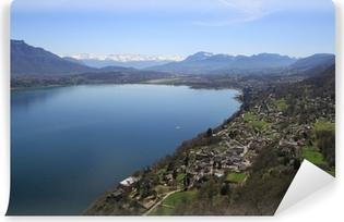Vinyl Fotobehang Lac du Bourget, Le Bourget-du-Lac
