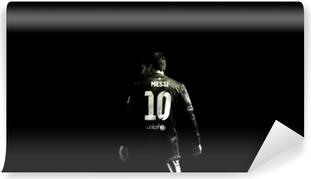 Vinyl Fotobehang Lionel Messi