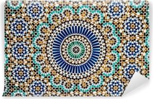Retro Vinyl Tegels : Fotobehang marokkaanse tegels u2022 pixers® we leven om te veranderen