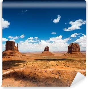 Vinyl Fotobehang Monument Valley