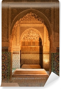 Vinyl Fotobehang Morocco