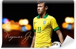 Vinyl Fotobehang Neymar