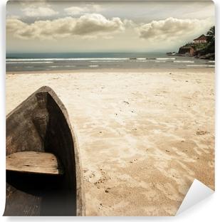Vinyl Fotobehang Photobeach-2