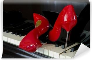 Vinyl Fotobehang Pianoforte 8