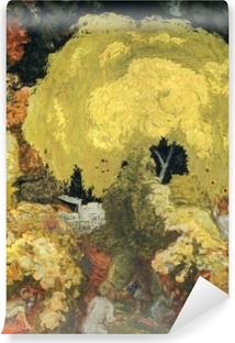 Vinyl Fotobehang Pierre Bonnard - Sběr ovoce