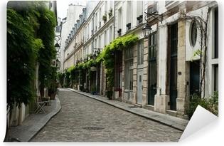 Vinyl Fotobehang Ruelle parisienne