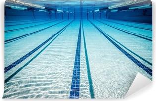 Vinyl Fotobehang Swimming pool