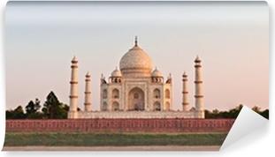 Vinyl Fotobehang Taj Mahal, Agra