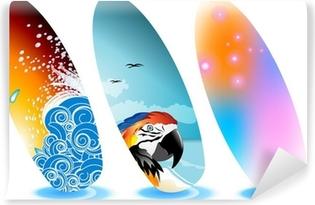 Vinyl Fotobehang Tavola da surf