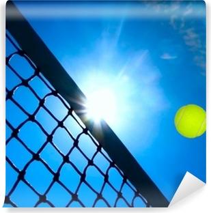 Vinyl Fotobehang Tennis-concept