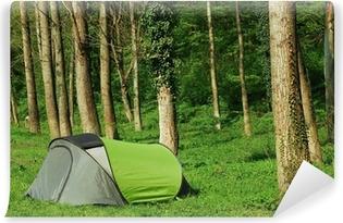 Vinyl Fotobehang Tent