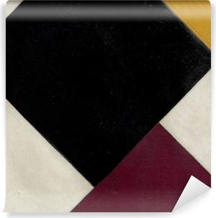 Vinyl Fotobehang Theo van Doesburg - Kontrakompozice XI