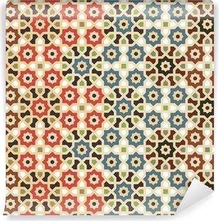 Vinyl Fotobehang Vector naadloze patroon, islamitisch patroon