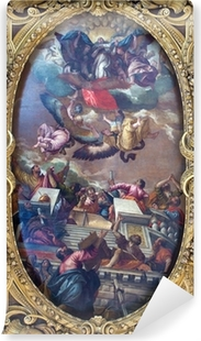 Vinyl Fotobehang Venetië - De pijn van de Immacolata en heiligen