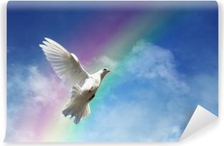 Vinyl Fotobehang Vrijheid, vrede en spiritualiteit