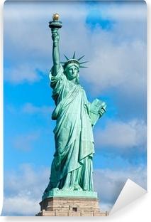Vinyl Fotobehang Vrijheidsbeeld. New York, USA.