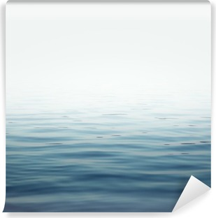 Vinyl Fotobehang Wateroppervlak