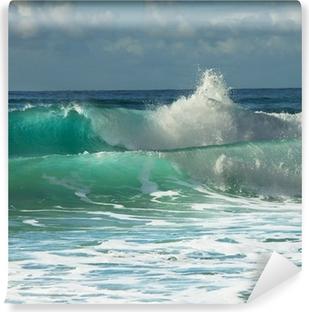 Vinyl Fotobehang Wave