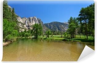 Vinyl Fotobehang Yosemite Falls