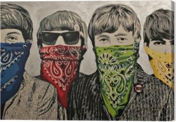 Banksy Fotolærred