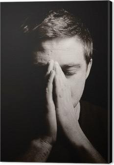 Bønner. Fotolærred