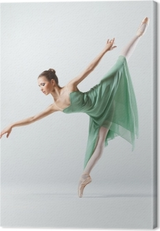 Danseren Fotolærred