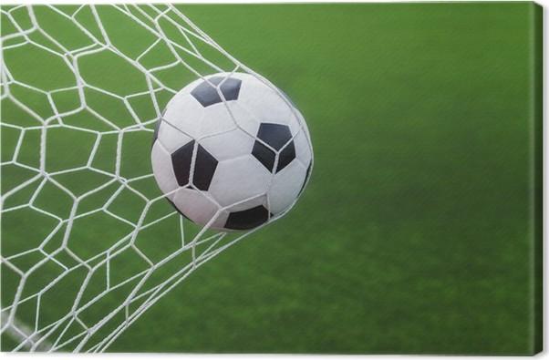 mål fodbold
