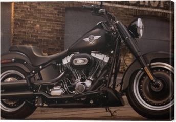 Harley Davidson Fotolærred