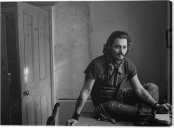 Johnny Depp Fotolærred