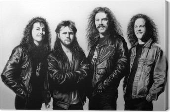 Metallica Fotolærred