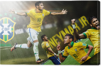 Neymar Fotolærred