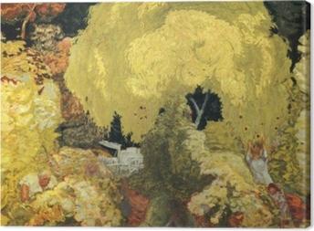 Pierre Bonnard - Meyve Toplayıcıları Fotolærred