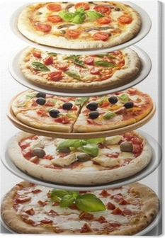 Pizza Fotolærred