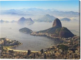 Sugarloaf, Rio de Janeiro, Brasilien Fotolærred