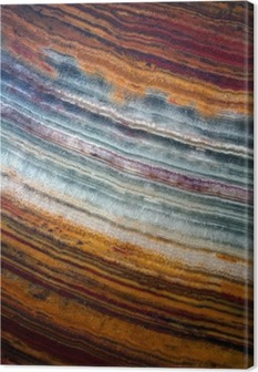 Texture af ædelsten onyx Fotolærred