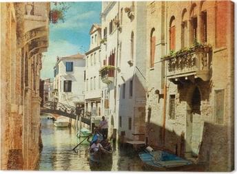 Venedig Fotolærred