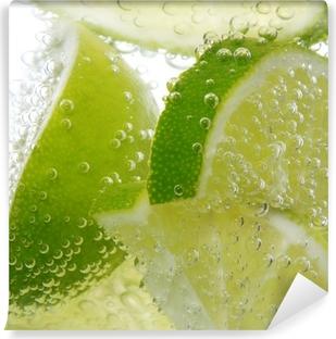 Fotomural Autoadhesivo Bebida con Limón - Limón - Lima