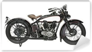 Fotomural Autoadhesivo Moto vintage