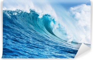 Fotomural Autoadhesivo Wave ocean