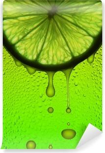 Fotomural Autoadhesivo Zumo de limón