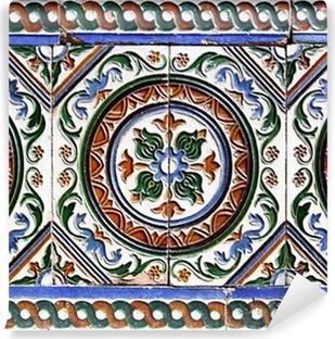 Fotomural Estándar Baldosas cerámicas árabes