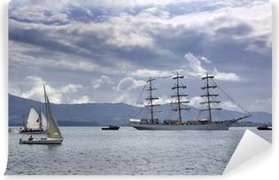 Fotomural Estándar Barcos de vela